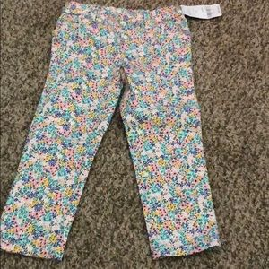 Pants toddler girl's carters size 2T